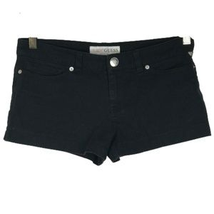 Guess Jeans Short Shorts Black Size 25